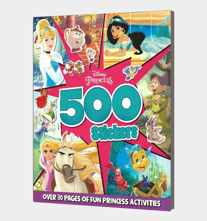 disney princess clipart stickers, Cartoons - Disney Princess Sticker Book