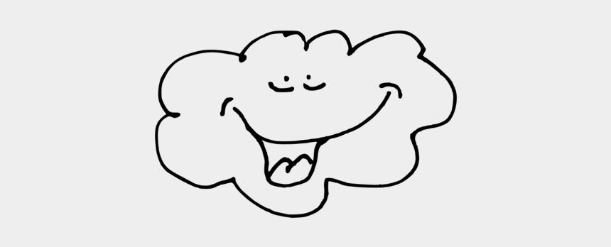 snow storm clipart, Cartoons - Rain Cloud Light Black And White Snow - Cloud