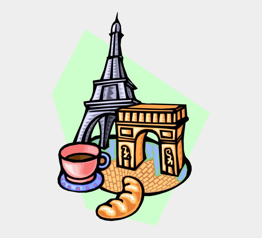 arc clipart, Cartoons - Arc De Triomphe In Cartoon