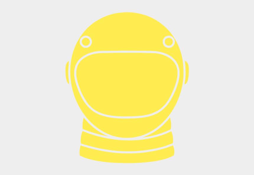 astronaut helmet clipart, Cartoons - Astronaut Helmet Icon - Illustration