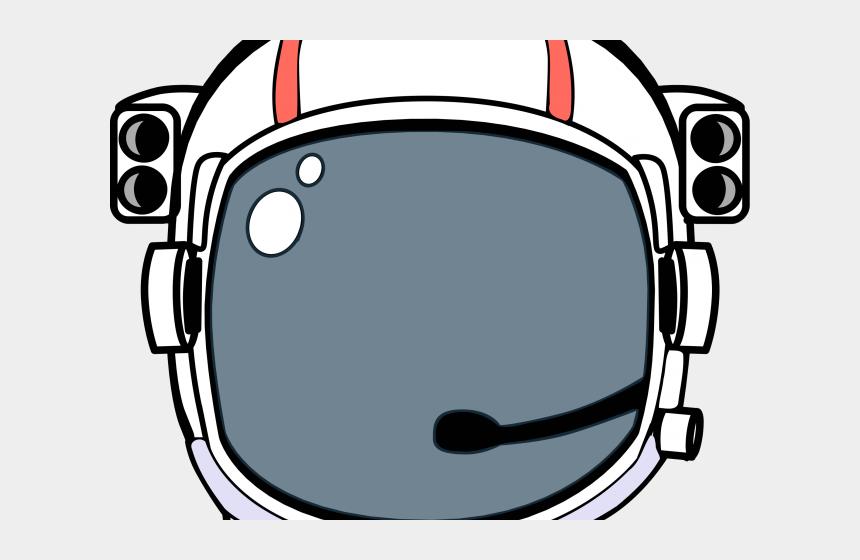 astronaut helmet clipart, Cartoons - Astronaut Clipart Space Suit Helmet - Astronaut Helmet Clipart