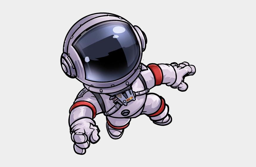 astronaut helmet clipart, Cartoons - Spacesuit - Cartoon Space Suit Png