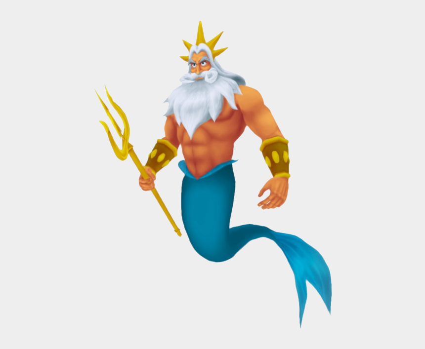 trident clipart, Cartoons - Printables - King Triton