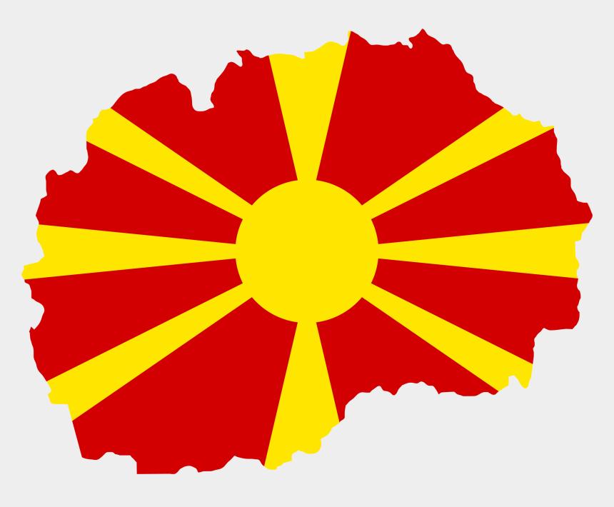 alexander the great clipart, Cartoons - Image Description - Macedonia Flag Map