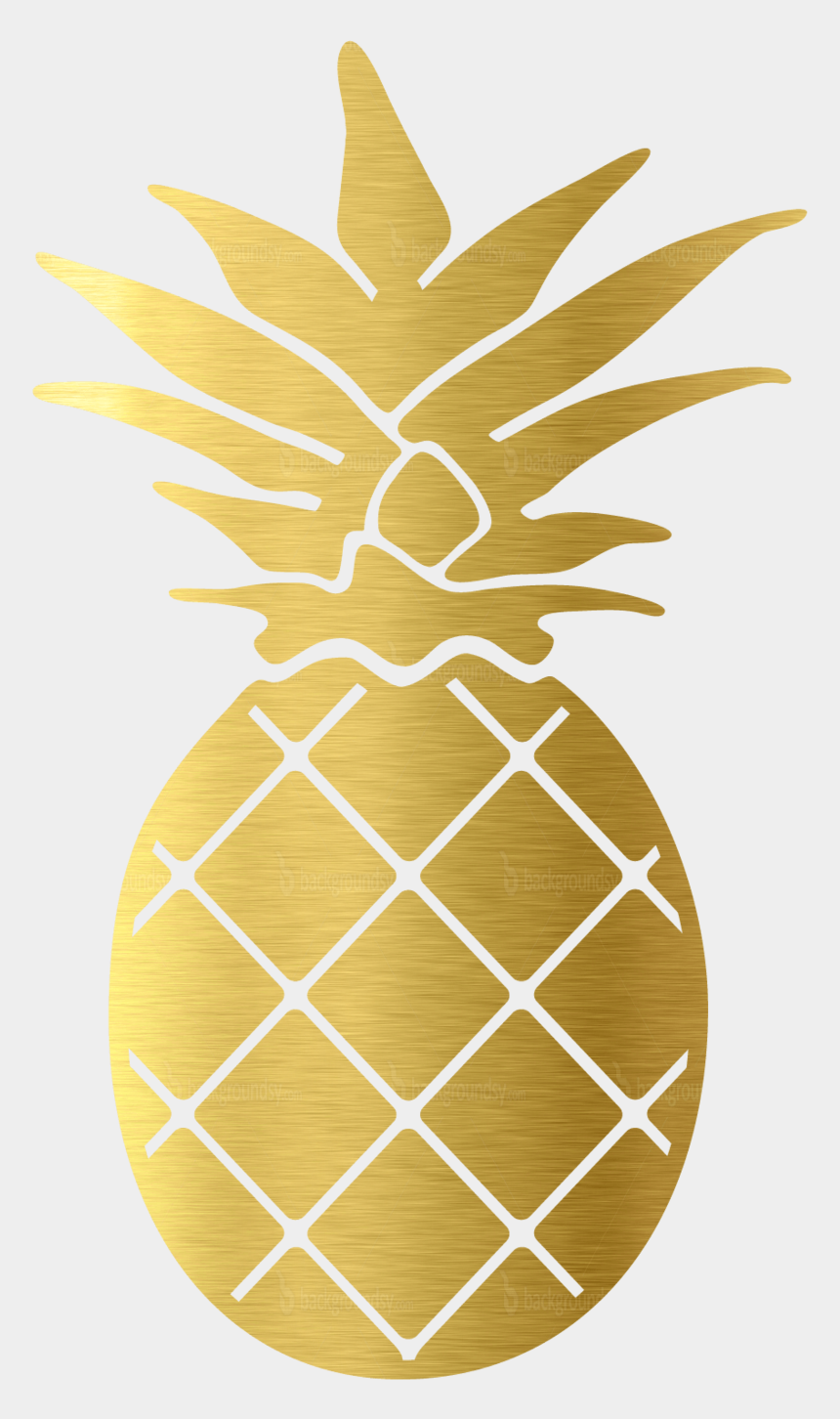 alexander the great clipart, Cartoons - Ann M - Luchini - Gold Pineapple Clipart Png