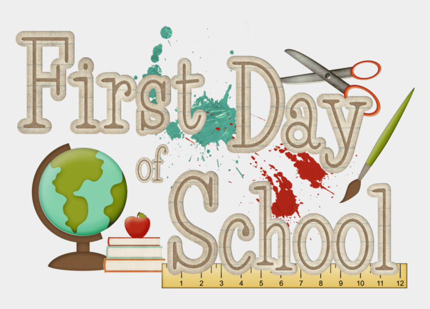 alexander the great clipart, Cartoons - First Day Of School - 1st Day Of School 2018 2019