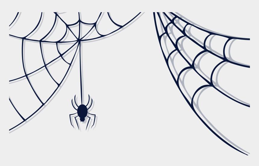 tarantula clipart, Cartoons - Drawing Web Face Paint Spider - Spider Web Vector Png