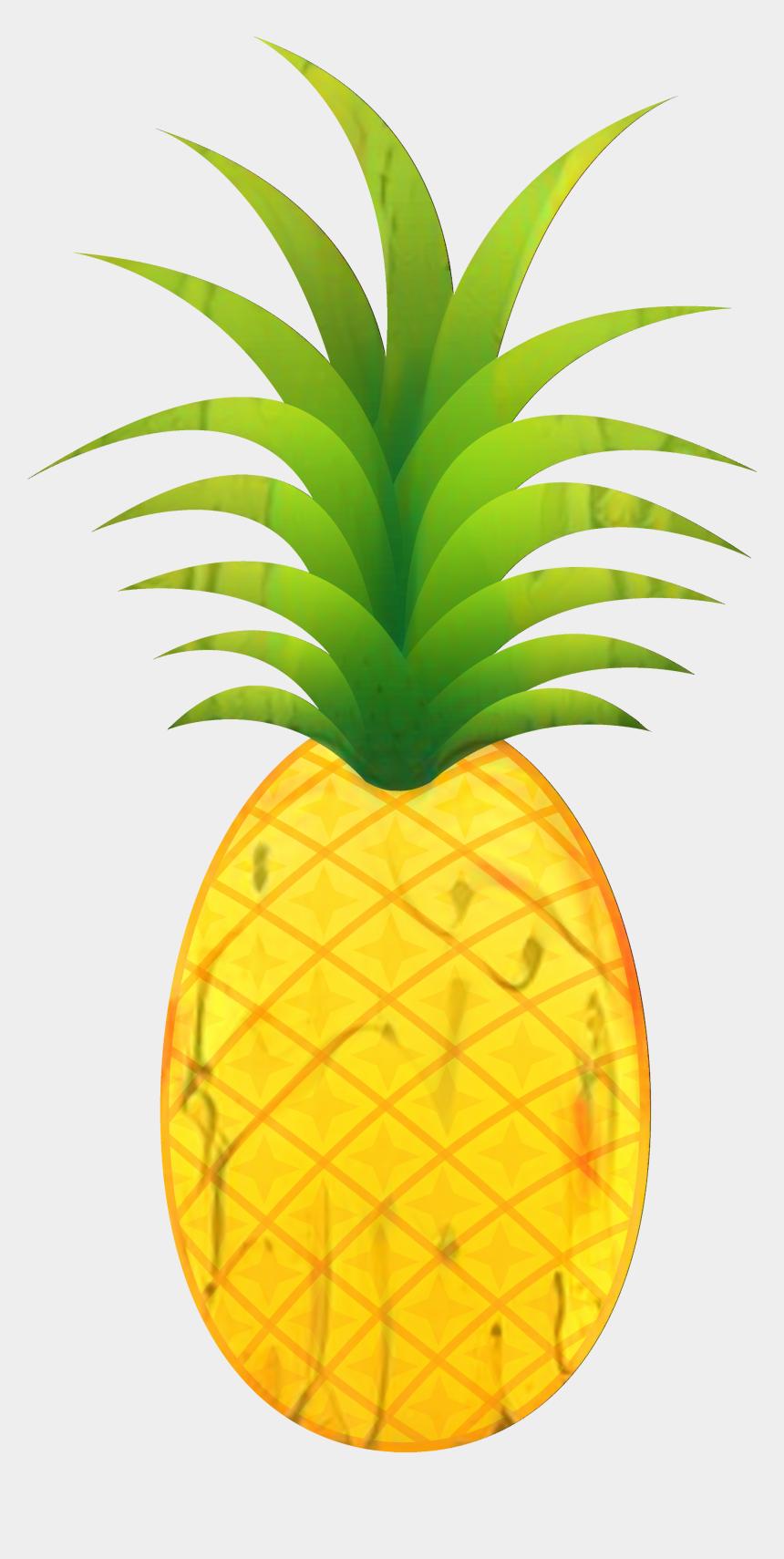 luau clipart transparent background, Cartoons - Pineapple Clip Art Portable Network Graphics Image - Translucent Pineapple Clipart Transparent Background