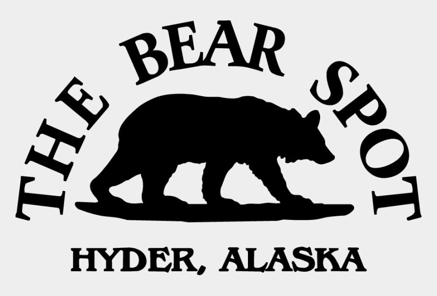 american black bear clipart, Cartoons - Save The Ring