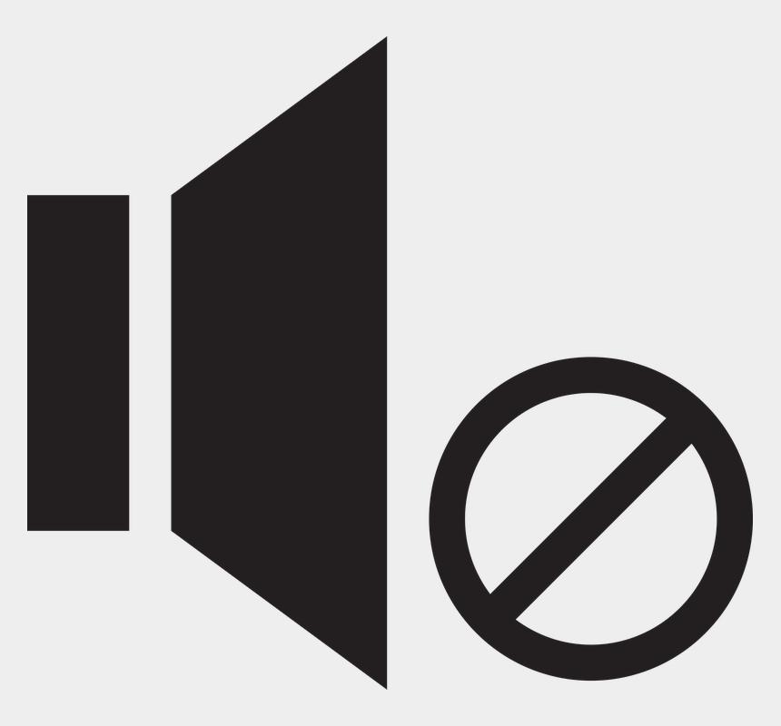 speaker sign clip art, Cartoons - Mute, Icon, Speaker, Loudspeaker, Sound, Volume - Forbidden Logo Template