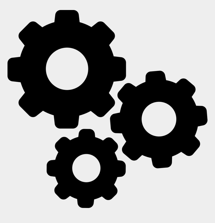 gears clipart color, Cartoons - Gears Png File Settings Logo Png - Gears Icon Png