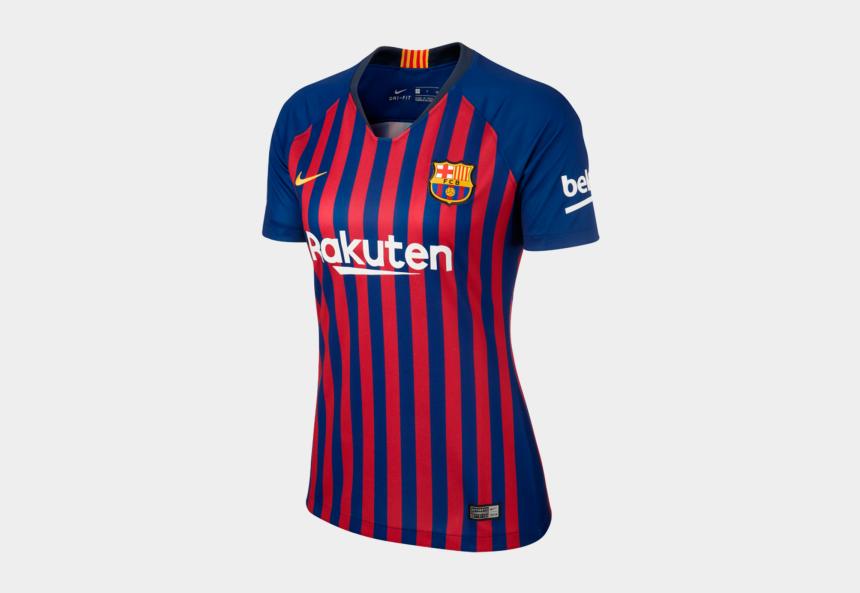 printable football jersey clipart, Cartoons - Barcelona Home Women S - Koszulki Damskie Fc Barcelona