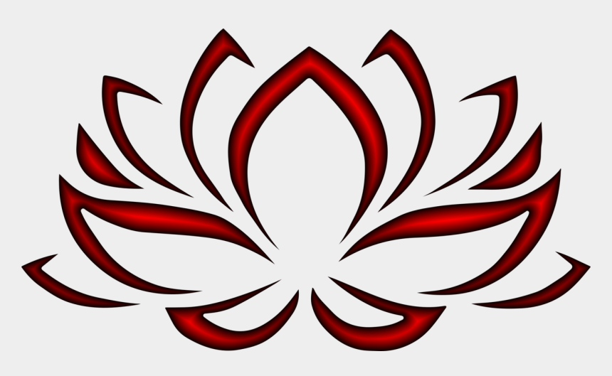lotus clipart red, Cartoons - Plant,flower,leaf - Lotus Flower Buddhism Symbol