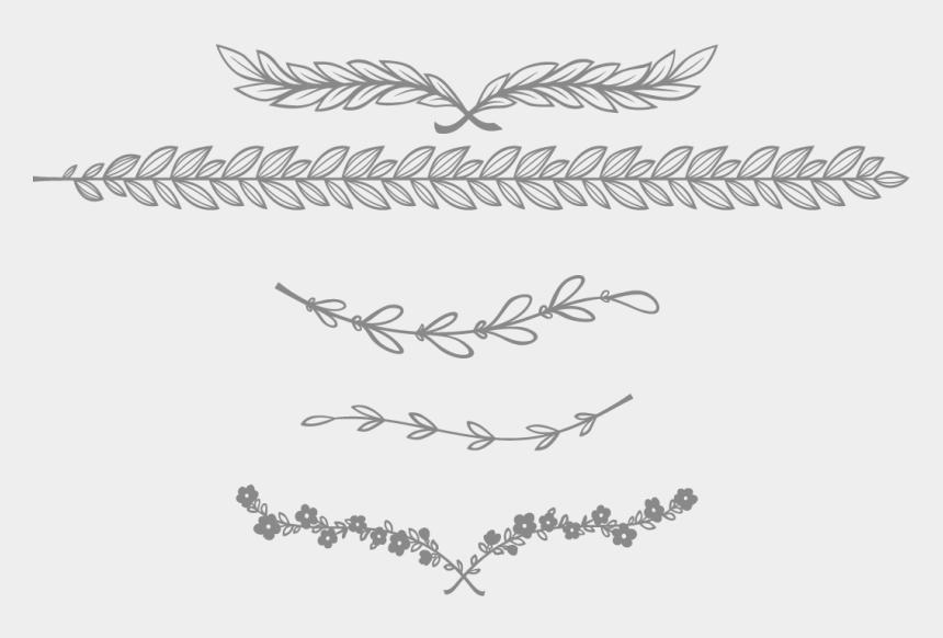 divider lines clipart vector, Cartoons - Free Divider Png Download