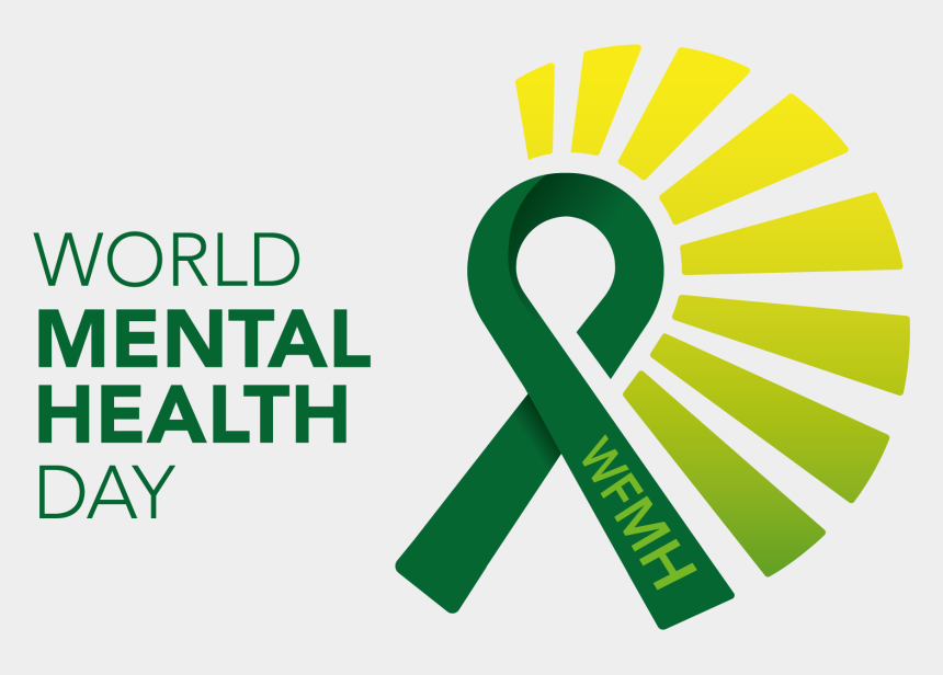 world mental health day clipart, Cartoons - Cover - World Mental Health Day 2019