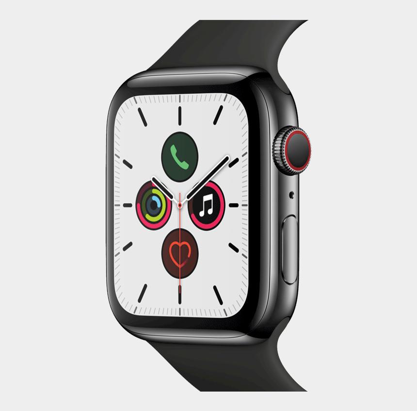apple watch clip art, Cartoons - Apple Watch Series 5 Milanese Loop