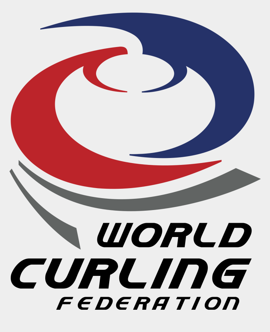 printable kettlebell clipart, Cartoons - World Curling Federation Logo