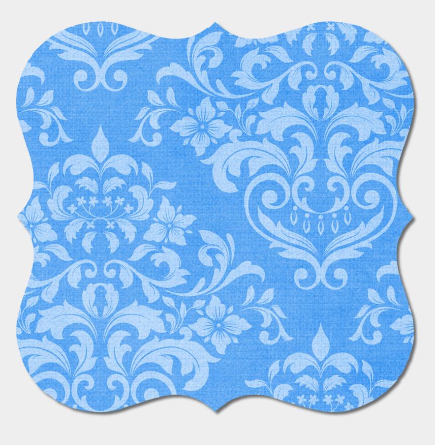 scrapbook clipart designs, Cartoons - Etiquetas Azul