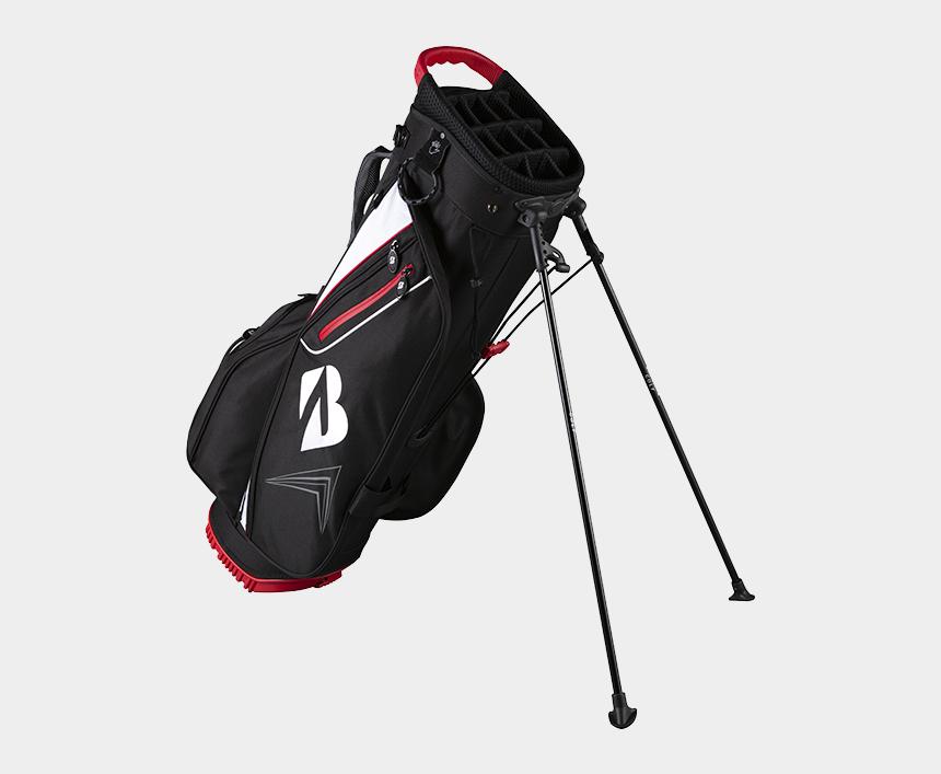 clipart golf clubs and bag, Cartoons - Calvin Klein Golf Bag
