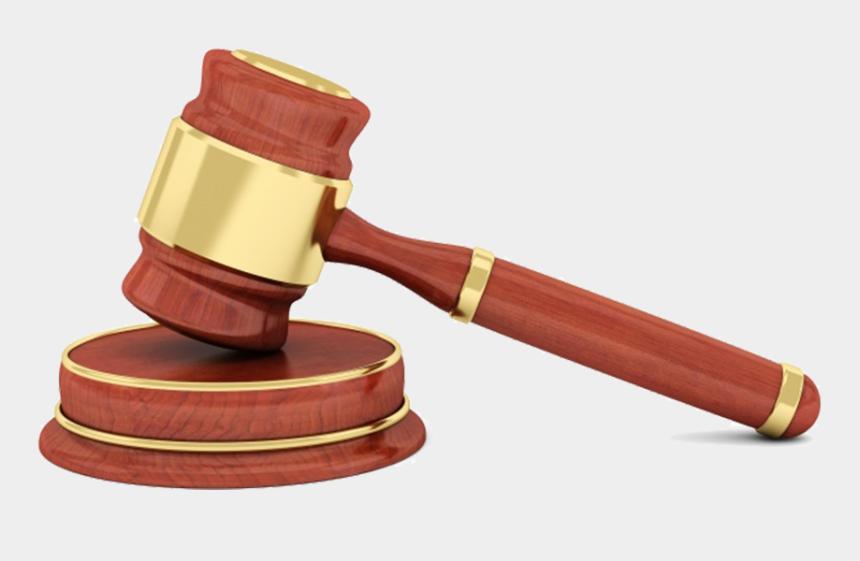 law clipart transparent, Cartoons - Gavel Court Judge Legal Case Clip Art - Judge Hammer Png