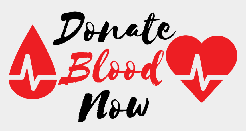 blood drive clipart, Cartoons - Donate Blood Now - Logo Transparent Blood Donation