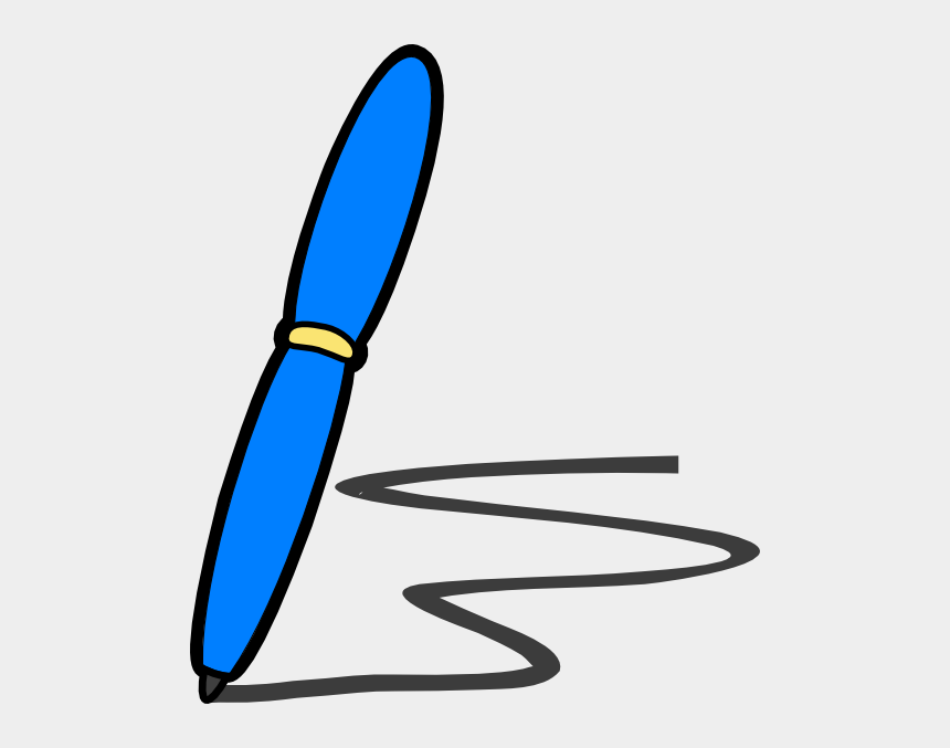 wag clipart, Cartoons - Pens And Pencils Clipart