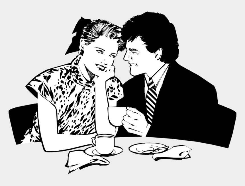 supper clipart, Cartoons - Dinner Clipart Couple Dinner - Sarcastic Good Morning Messages
