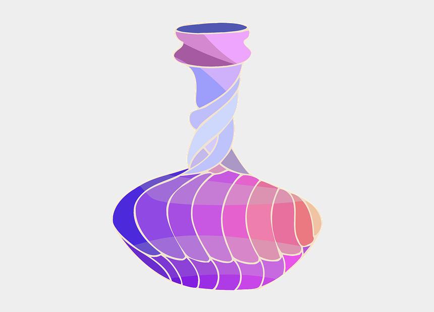 pottery vase clipart, Cartoons - Container, Jar, Jug, Pot, Pottery, Vase, Vessel - Sketch Flower Pot Design Drawing With Colour