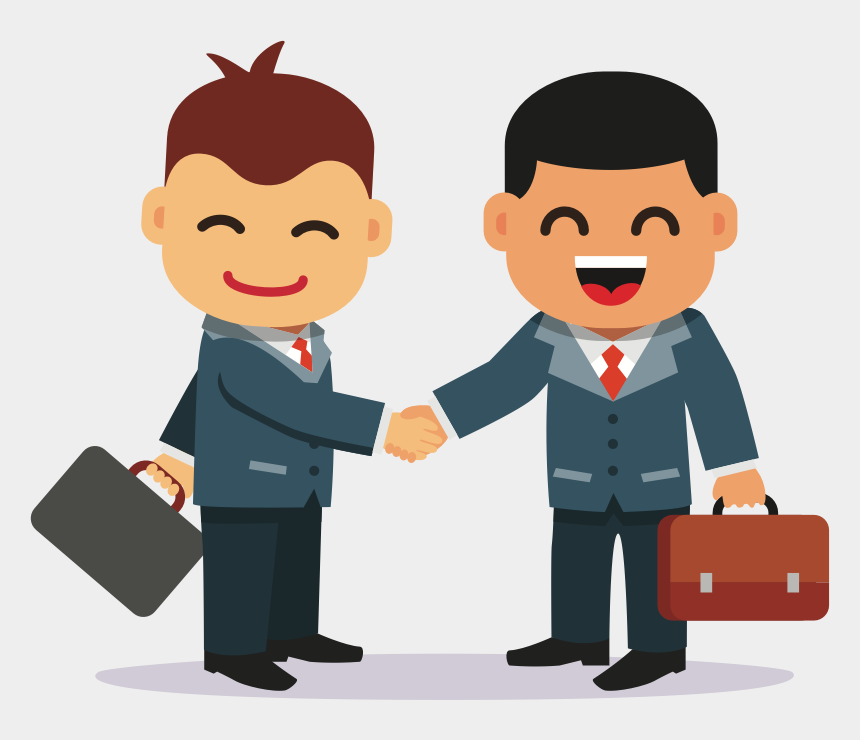great customer service clipart, Cartoons - We Believe Every Client Have Different Needs And Each - Business Partner Png