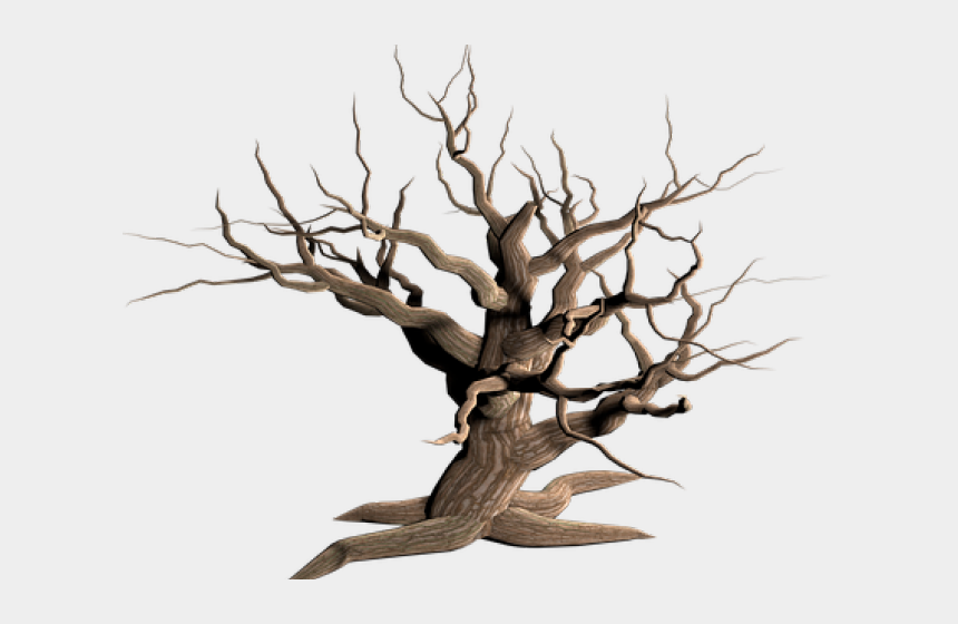 black dead tree clipart, Cartoons - Dead Tree Clipart Withered Tree - Dead Tree Transparent
