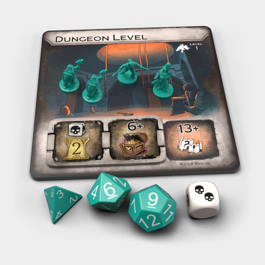 dungeons and dragons dice clipart, Cartoons - Dungeons & Dragons - Dungeons And Dragons Vault Of Dragons Board Game