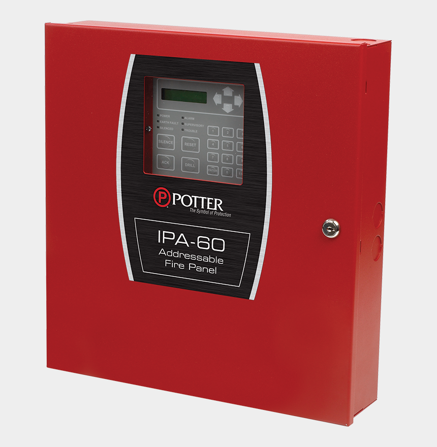 "fire alarm box clipart, Cartoons - Ipa 60""  Class=""img Responsive Product Detail Main - Potter Ipa 60"