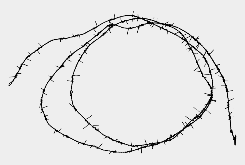 barbed wire clipart border, Cartoons - #freetoedit #barbed #wire #circle #border #element - Circle Barbed Wire Png