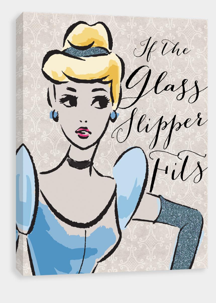 glass slipper clipart, Cartoons - Artissimo Disney Princess Cinderella