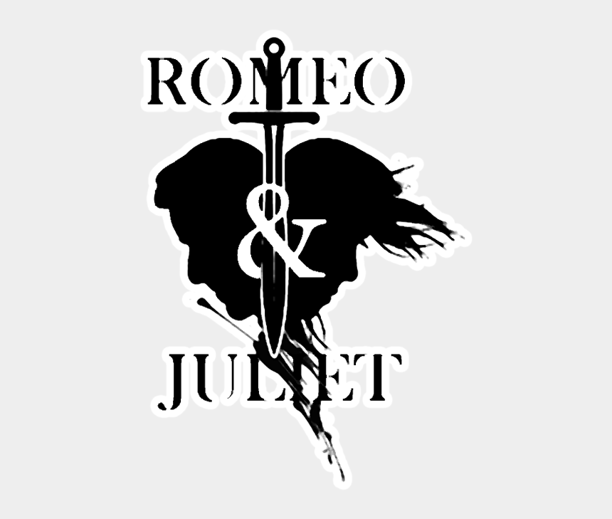 romeo and juliet clipart, Cartoons - Romeo And Juliet At Chesapeake High School - Graphic Design
