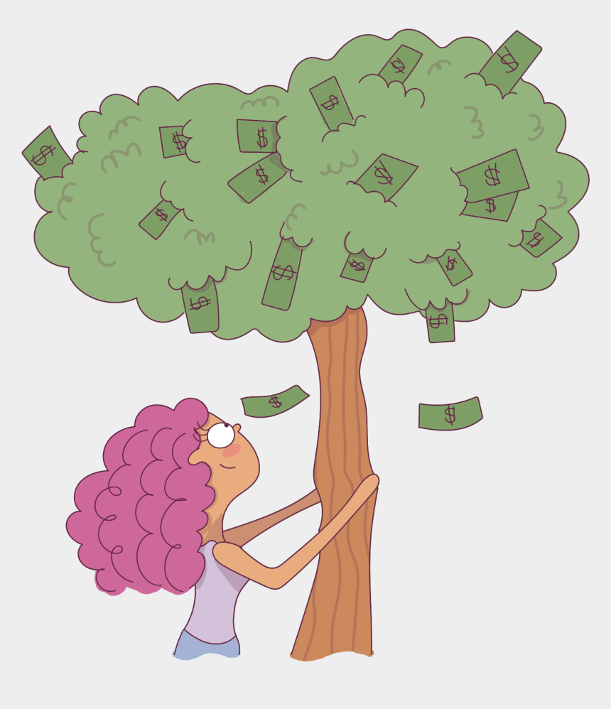 woohoo clipart, Cartoons - A Blog Makes You Money Even When You Sleep - Illustration