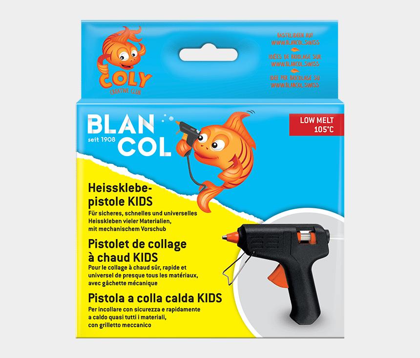 glue sticks clipart, Cartoons - Blancol Hot-melt Glue Gun Kids - Trigger