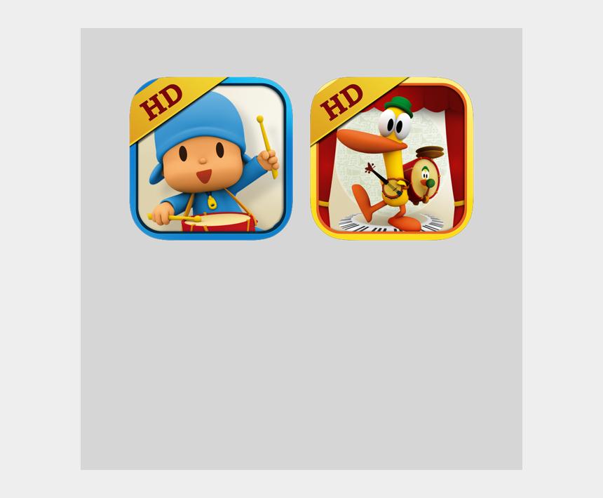 talk on the phone clipart, Cartoons - Pocoyo Talkings Pack Hd On The App Store - Talking Pato