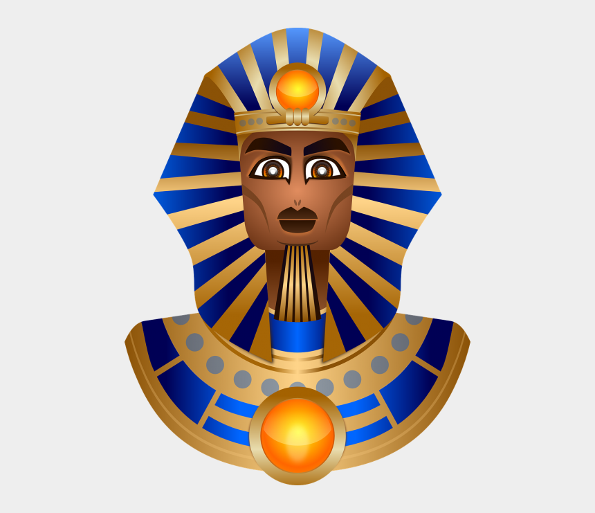 kids underwear clipart, Cartoons - Tutankhamun - Great Sphinx Of Giza