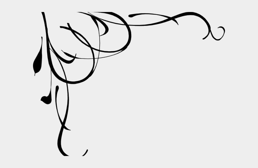 horizontal vine clipart, Cartoons - Elegance Clipart Boarder - Fancy Borders Clip Art