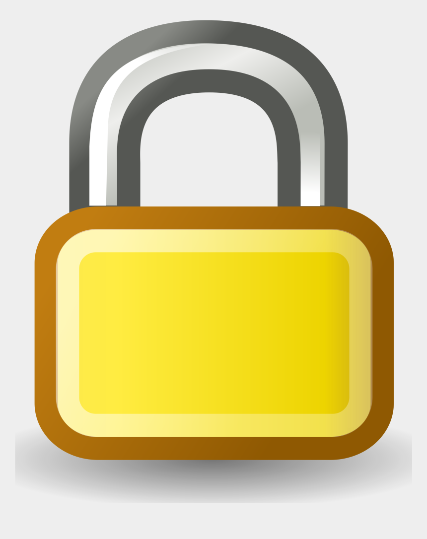 open safe clipart, Cartoons - File Svg Wikimedia Commons Open Ⓒ - Vpn Lock