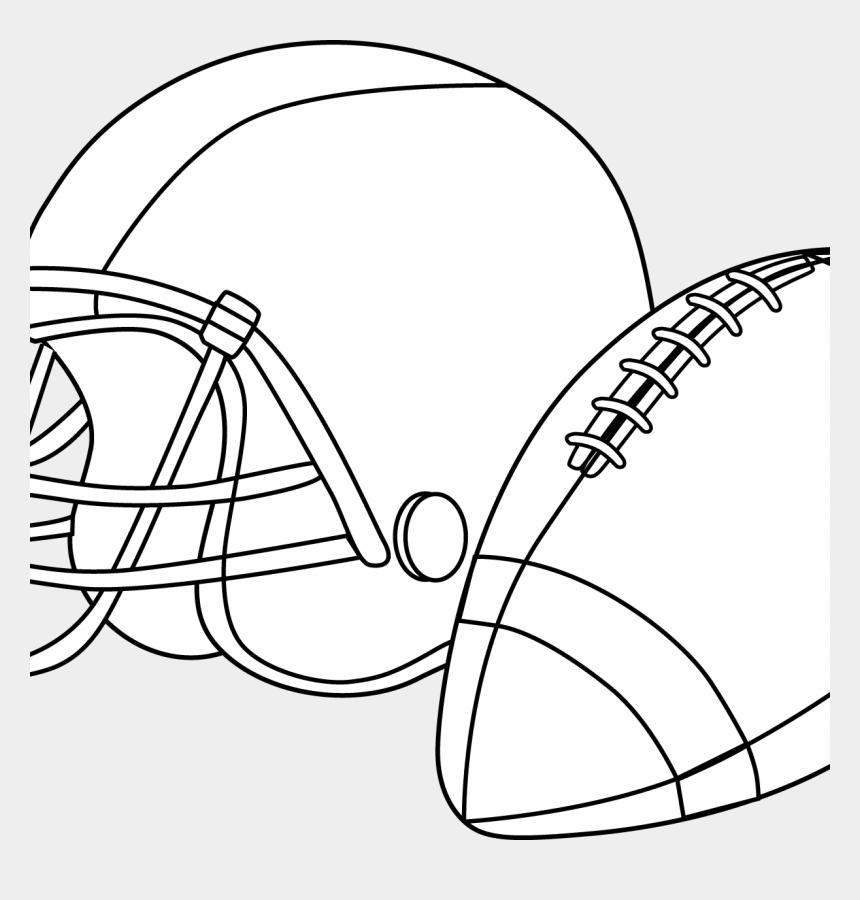 Football Helmet Coloring Pages Preschool Denver Broncos ...