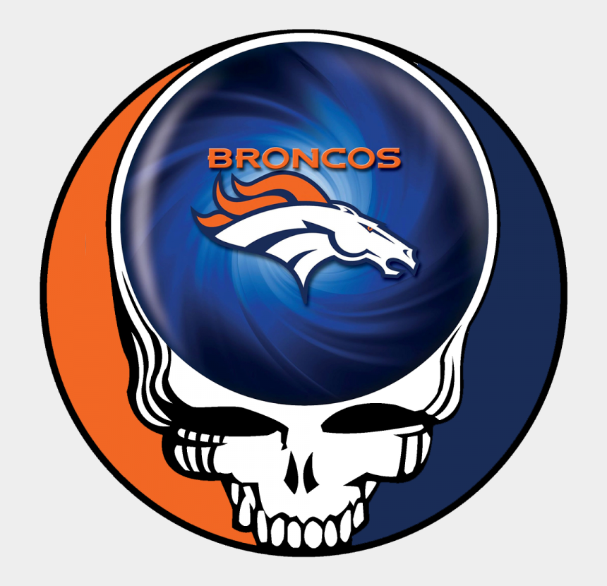 denver bronco clipart, Cartoons - Denver Broncos Logo Png - Grateful Dead Coloring Page