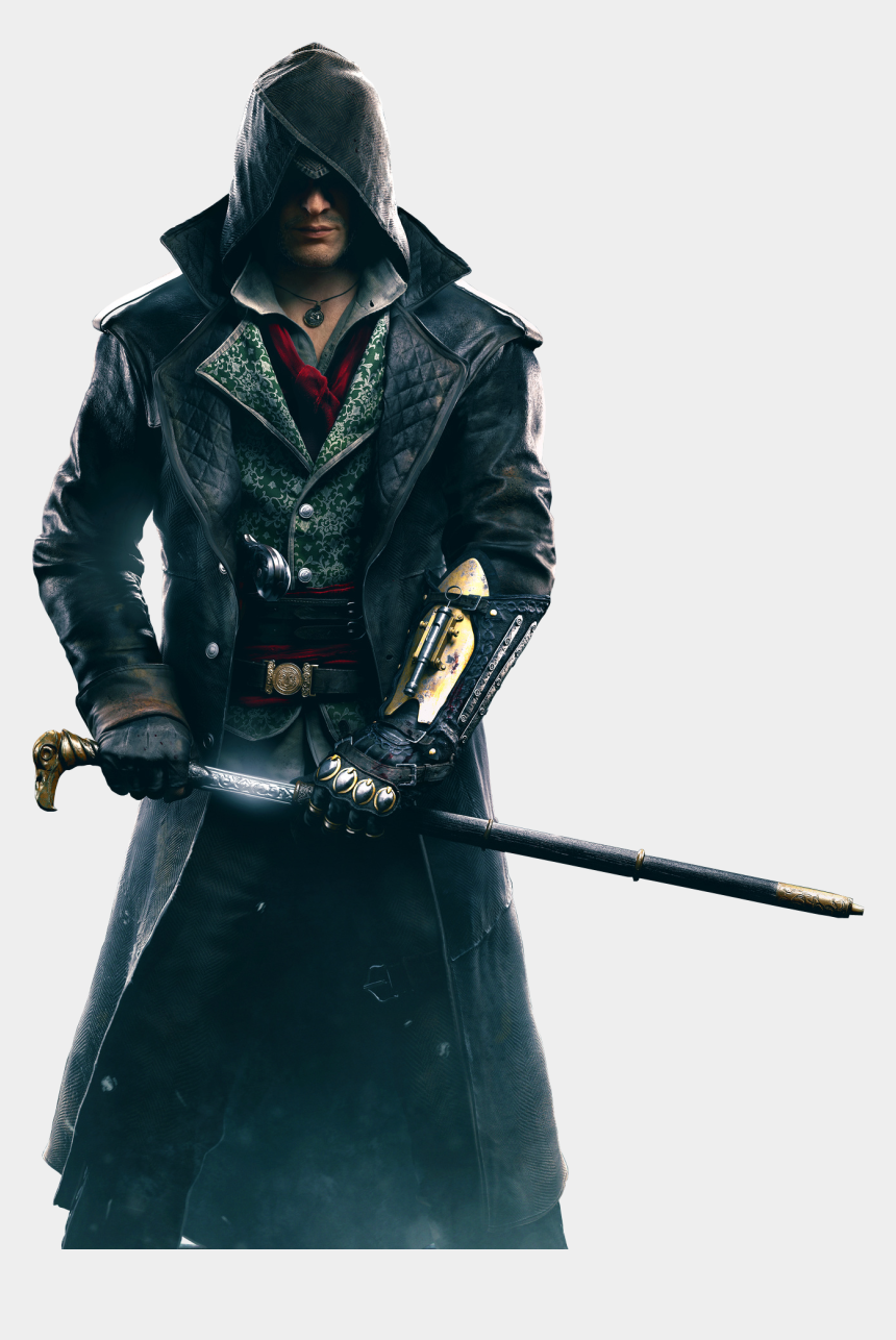 Jacob Frye Cover Assassin S Creed Syndicate Cliparts Cartoons Jing Fm