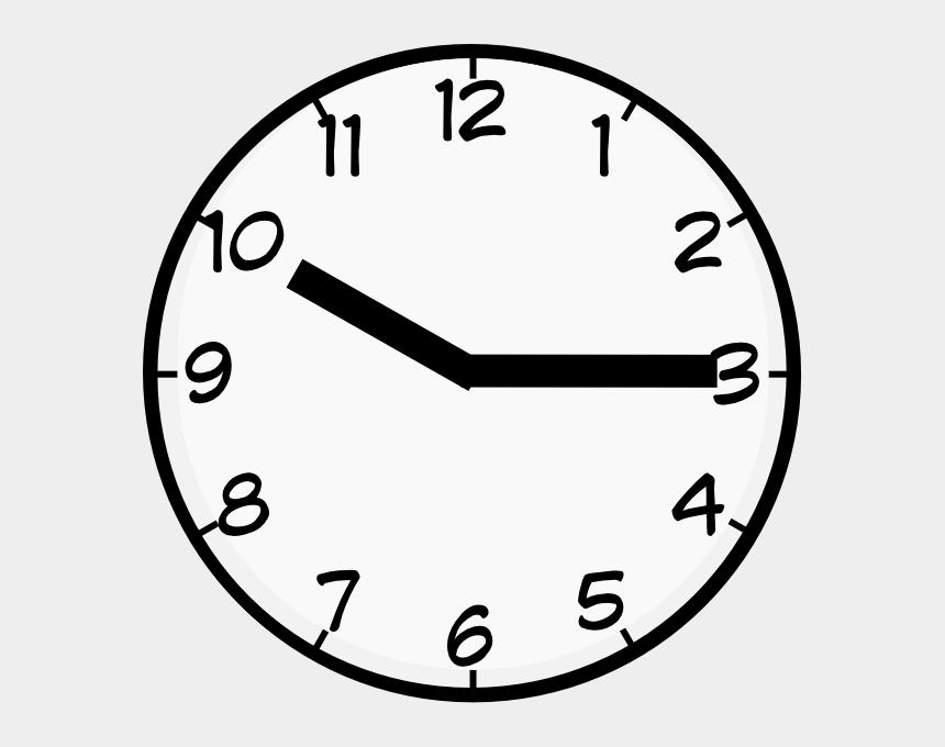 15 clipart, Cartoons - 10 15 O Clock