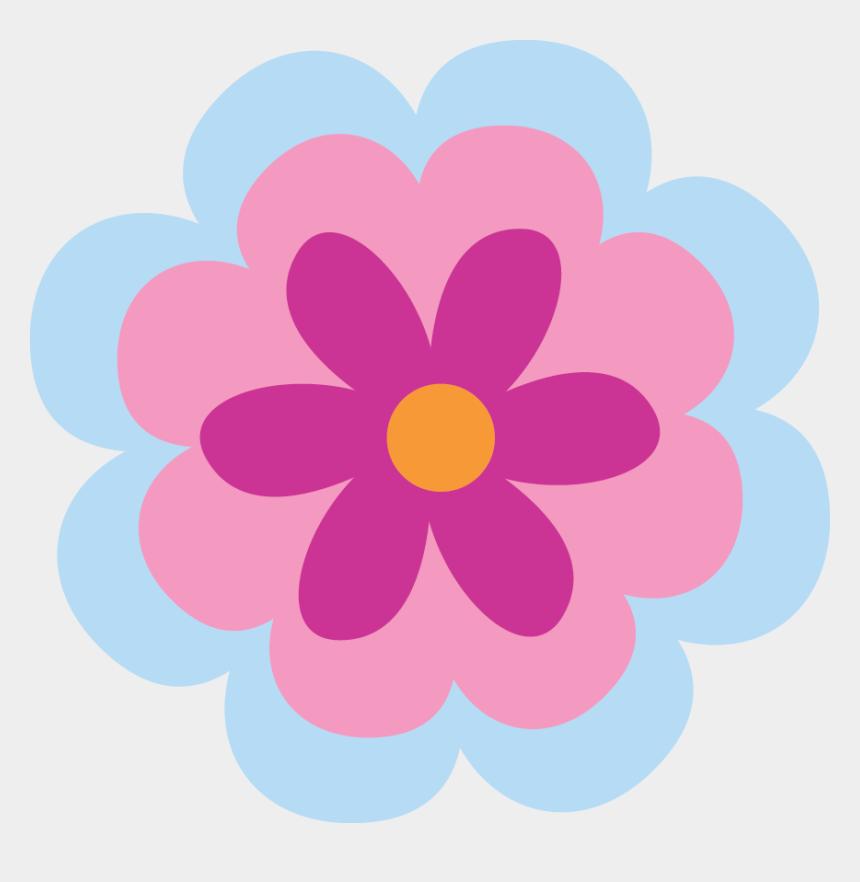 colors clipart, Cartoons - Quinceanera Owls In Colors Clipart - Pastel Color Png Flower