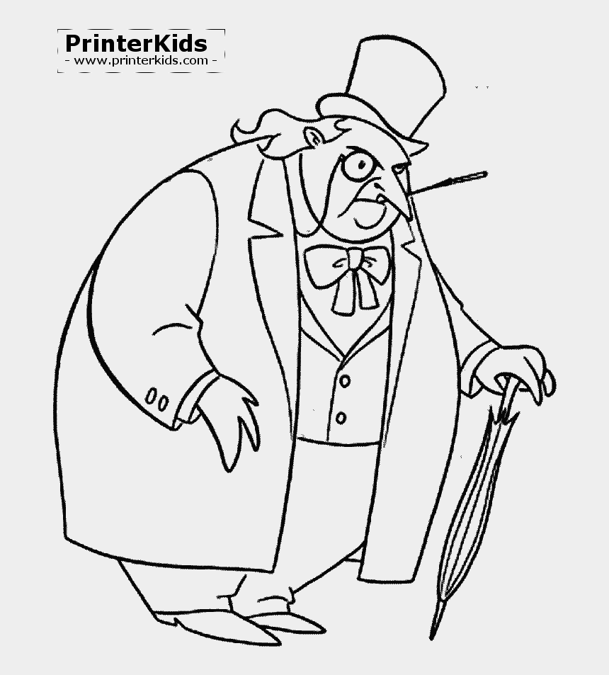 villain clipart, Cartoons - Dc Villains Coloring Pages Batman Villains Coloring - Printable Batman Villains Coloring Pages