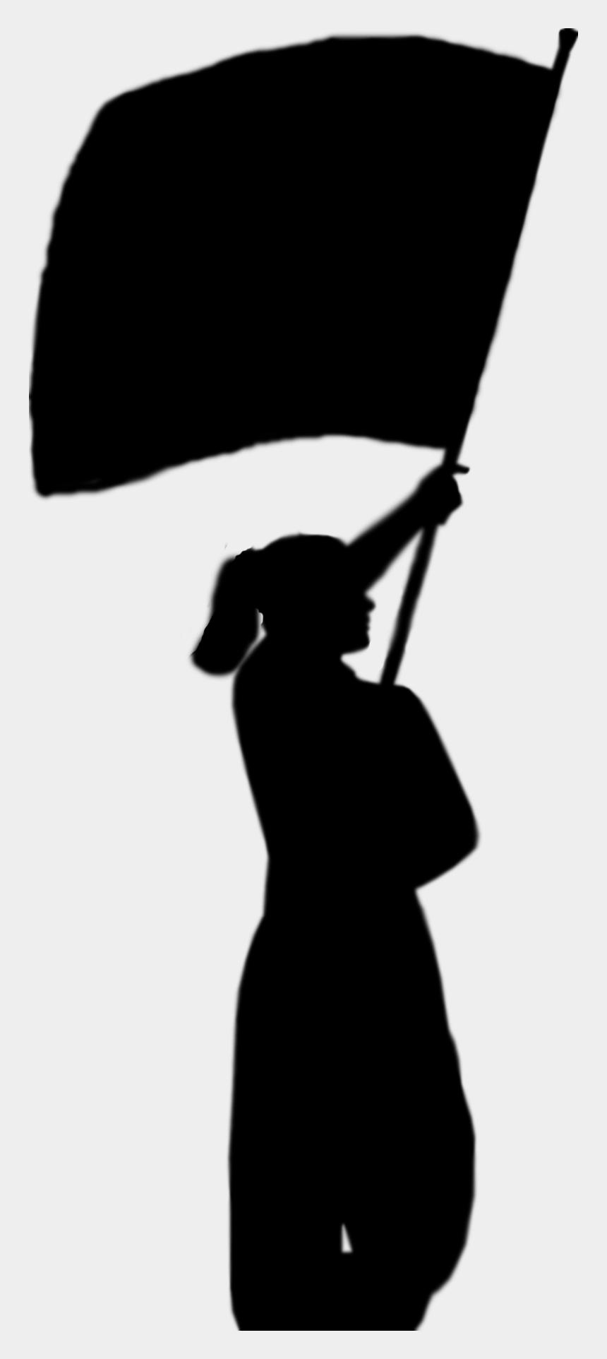school band clipart, Cartoons - Clipart - - Color Guard Transparent Background