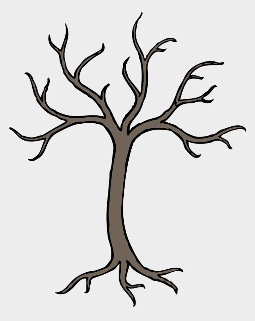 olive branches clipart, Cartoons - Clip Arts Related To - Easy Dead Tree Drawing