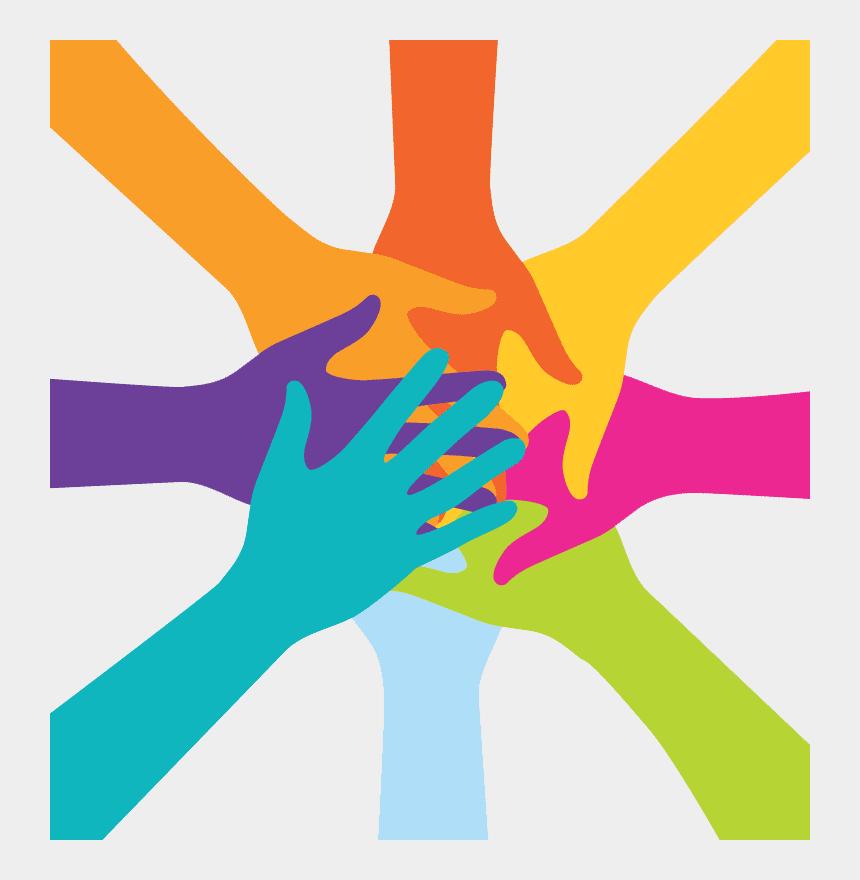 group work clipart, Cartoons - Charity Clipart Group - Team Work Clipart Hands